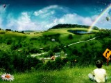綠色(se)家園