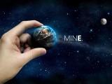 手中的地球