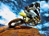 摩托車越野賽