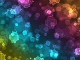 彩色安卓機器人