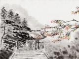 水(shui)墨風(feng)景