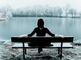一个人的孤单