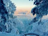 唯(wei)美雪景