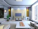 电视墙效果图