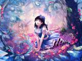 童話森林裡的公主
