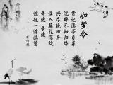 如(ru)夢(meng)令