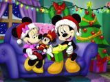 米奇温馨圣诞夜动漫
