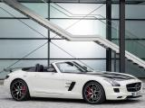 奔驰SLS AMG GT敞蓬版