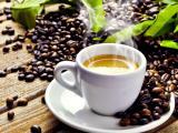 温热的咖啡