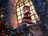 动漫萌妹子的圣诞节