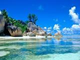 美麗的塞舌爾海島
